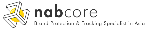 Nabcore Brand Protection Tracking Specialist in Asia Logo 2020
