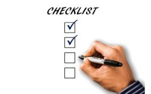 Checklist for Product Counterfeiting Risk